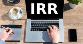Chỉ Số IRR Là Gì? Công Thức Tính IRR Và Những Điều Cần Lưu Ý