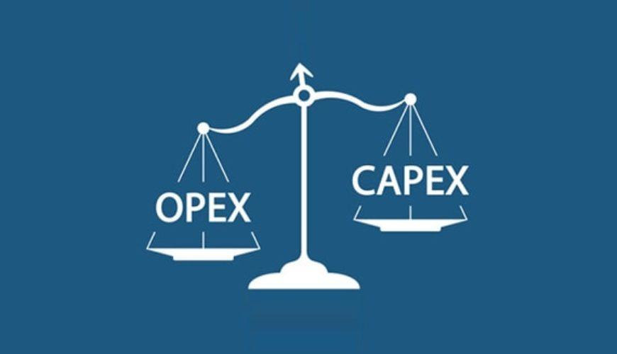 Phân Biệt Chi Phí Vốn (Capex) Và Chi Phí Hoạt Động (Opex)