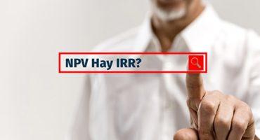 Chỉ Số NPV Và IRR Mâu Thuẫn Nhau? Chỉ Số Nào Tốt Hơn?